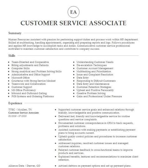 how to write a customer service associate resume maker lowe s customer service associate resume sample - Lowe Customer Service Associate Sample Resume