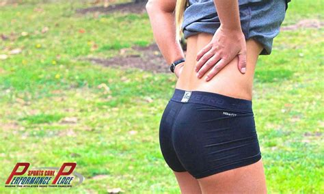 lower back hip pain right side running