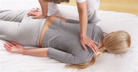 lower back massage therapy