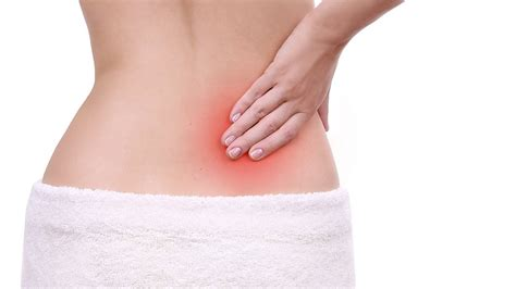 lower back pain right hip area