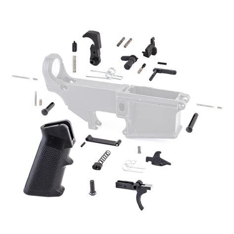 Gun-Builder Lower Parts Kit Ar 15 Gun Builders Kit.