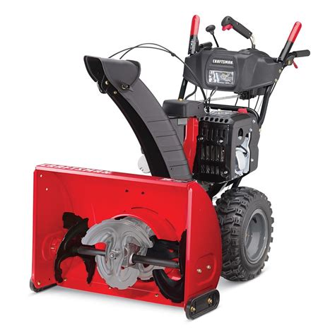 Lowes Snow Thrower