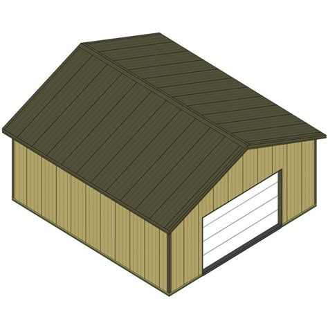 Lowes Barn Kits