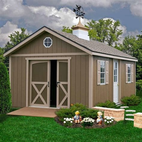 Lowes Shed Plans