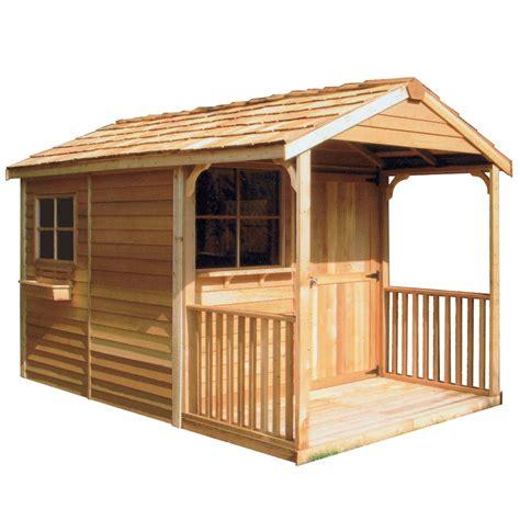Lowes Storage Sheds Wood