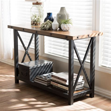 Lucca Console Table