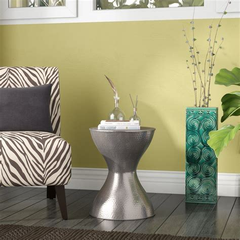 Lucian Metal Accent Stool