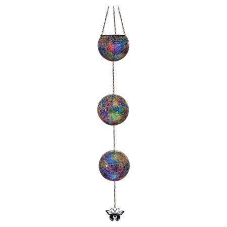 Lucille Hanging Globe Decor