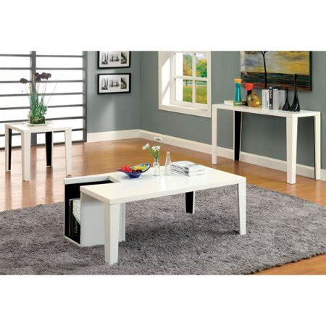 Lucio 3 Piece Coffee Table Set