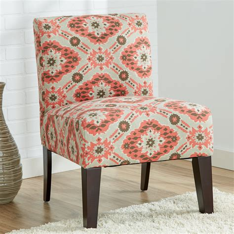 Lucy Ikat Slipper Chair
