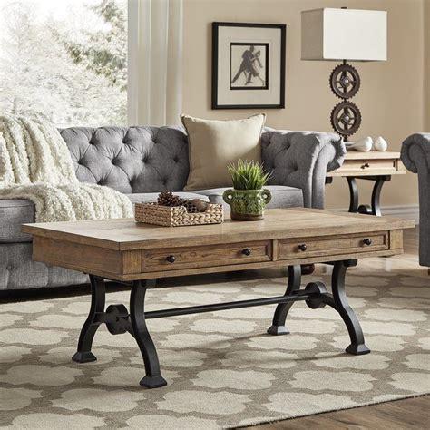 Luevano 2 Piece Coffee Table Set