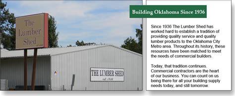 Lumber Shed Okc