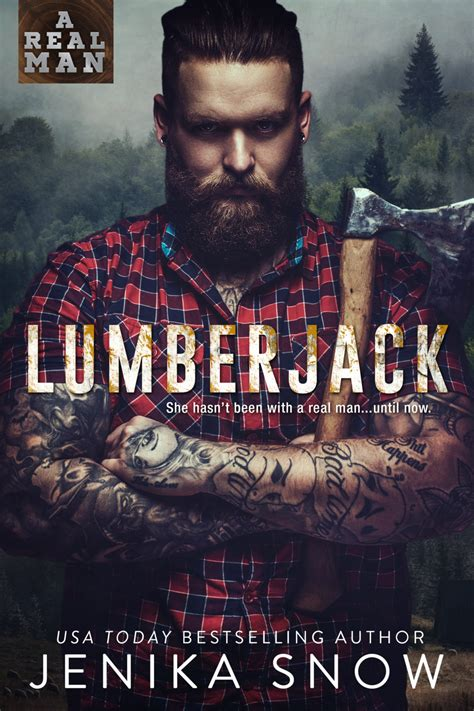 Read Books Lumberjack (A Real Man, #1) Online