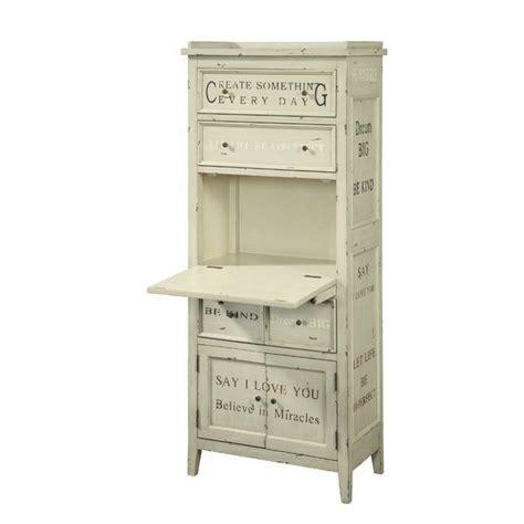 Luna 4 Drawer 3 Door Accent Cabinet
