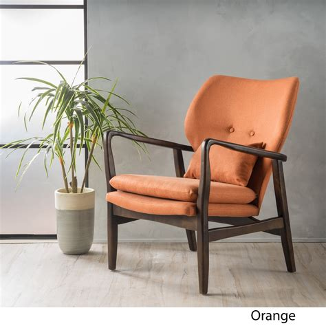 Luther Mid-Century Club Chair