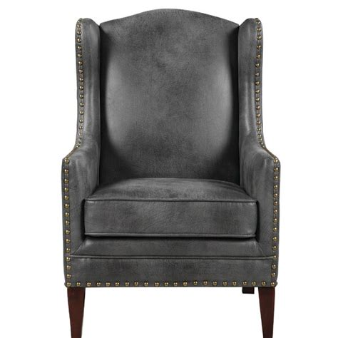 Lutton Wingback Chair