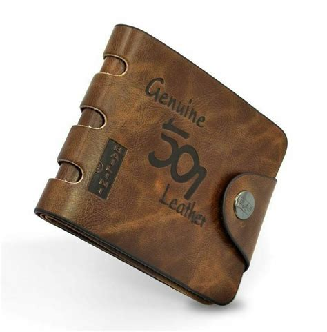 Luxury Leather Credit Card Holder Leather Credit Card Holder Ebay