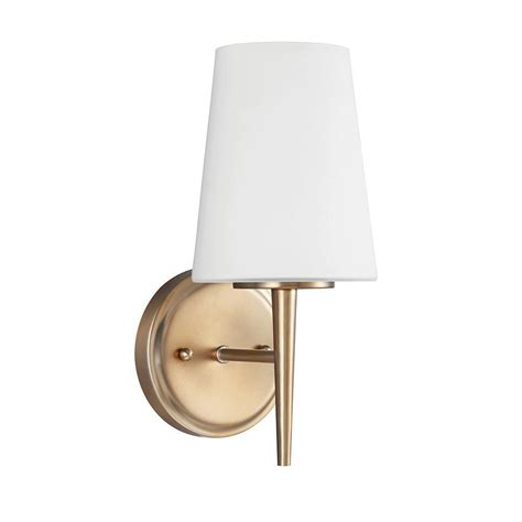 Lynch 1-Light Bath Sconce