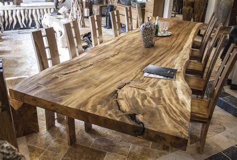 Möbel Aus Holzstämmen