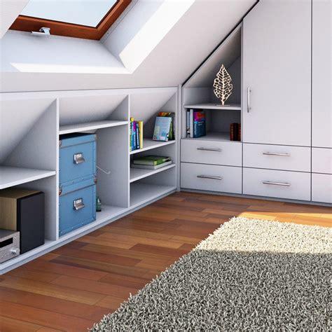Möbel Dachschräge