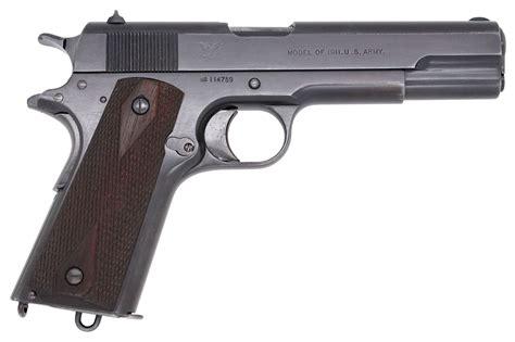 Vortex M1911 Pistol Made By Springfield Armory 1914.
