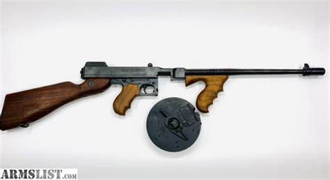 Tommy-Gun M1927 Tommy Gun.