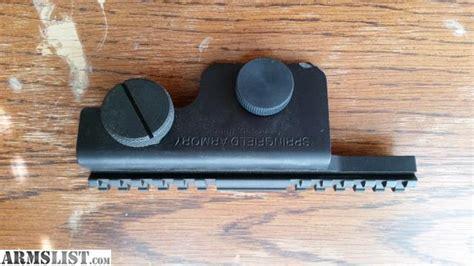 Rifle-Scopes M1a1 Rifle Scope Mounts.