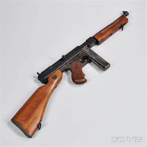 Tommy-Gun M1a1 Tommy Gun For Sale.