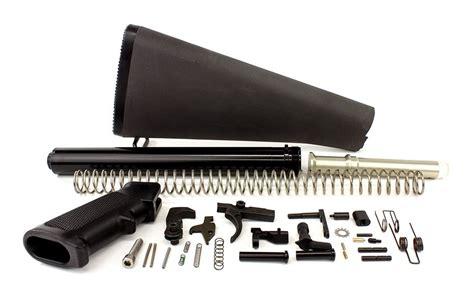 Main-Keyword M5 Rifle Lower Build Kit.