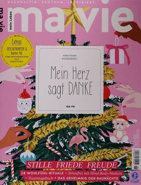 Ma Vie Zeitschrift