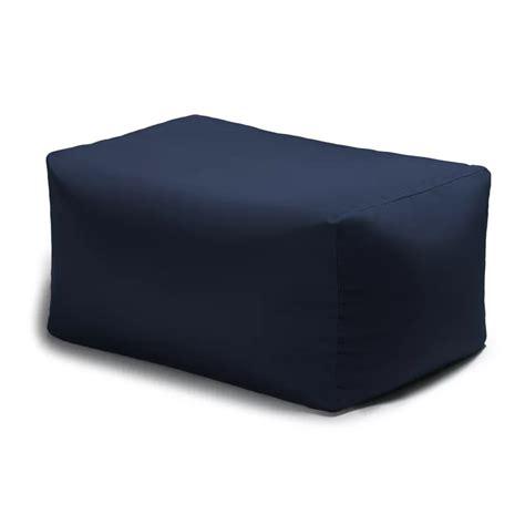Maarten Outdoor Bean Bag Ottoman