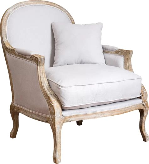 MacArthur Weathered Armchair