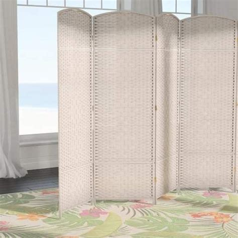Macey 6 Panel Room Divider