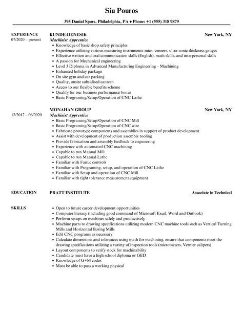 fitter welder resume sales welder lewesmr voluntary action orkney cnc machinist resume sample cnc machinist resume - Machinist Resume Sample