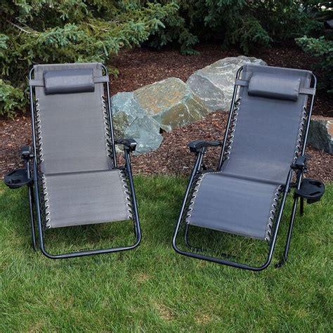 Maci Reclining Zero Gravity Chair (Set of 2)
