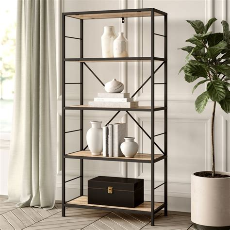 Macon Etagere Bookcase