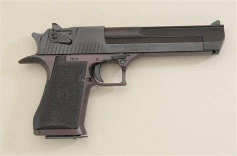 Desert-Eagle Made In Israel Desert Eagle 357.