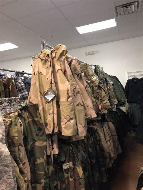 Army-Surplus Madman Army Surplus &.