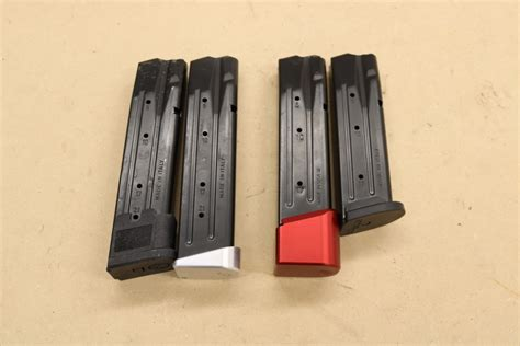 Sig-P320 Mag Extension For Sig P320.