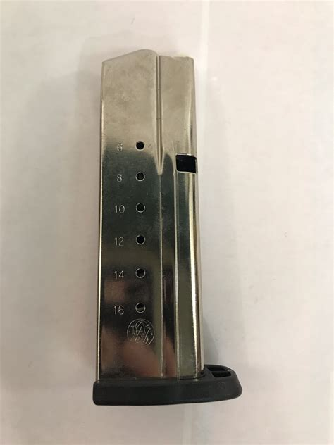 Smith-And-Wesson Magazine Fix Smith And Wesson Sd9ve.