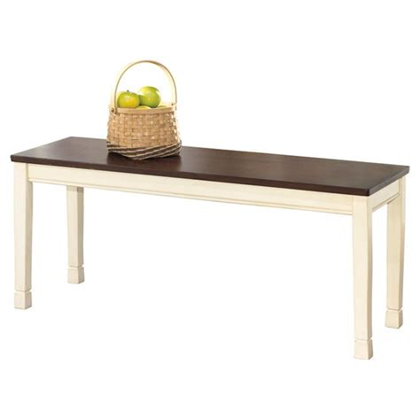Magellan Wood Bench