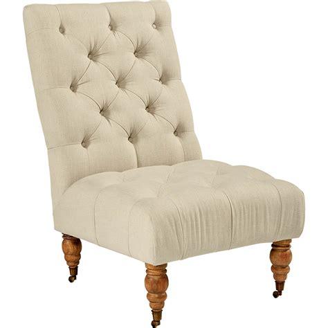 Magnolia Slipper Chair