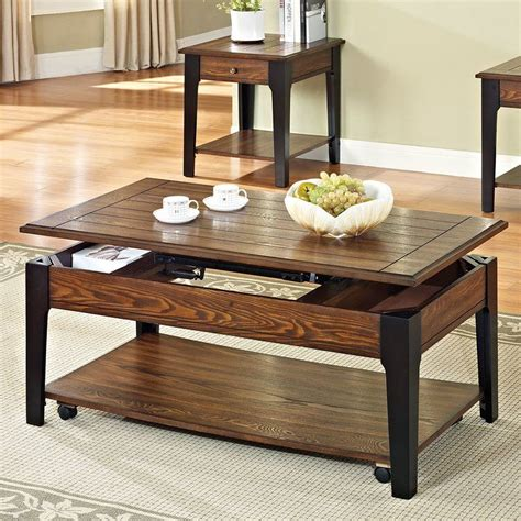 Magus Coffee Table with Lift Top