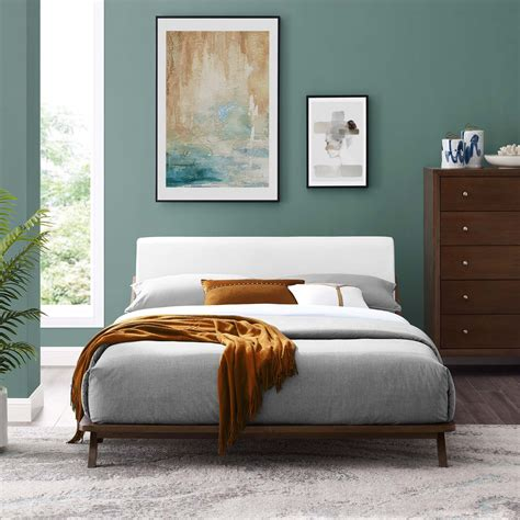 Mahore Standard Platform Bed by Union Rustic