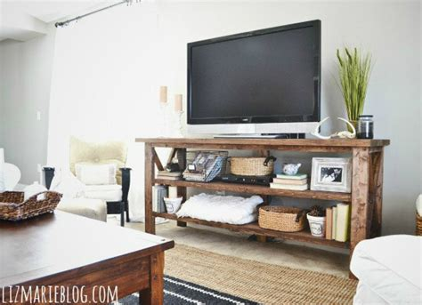 Make Your Own Tv Stand