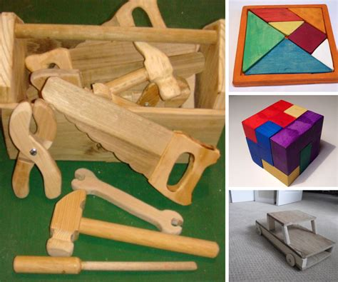 making toys from wood