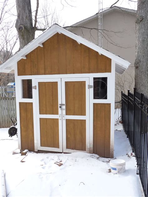 Making Your Own Shed
