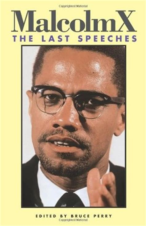 Read Books Malcolm X: The Last Speeches Online