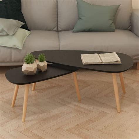 Malin 2 Piece Coffee Table Set