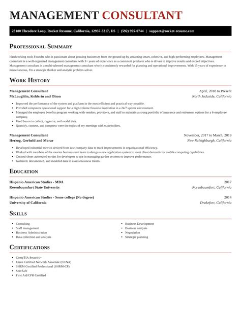 resume sample resume junior consultant sample resume junior consultant frizzigame work experience letter format junior - Junior Consultant Resume